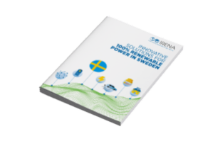 Innovative solutions for 100 percent renewable power in Sweden by International Renewable Energy Agency (IRENA)