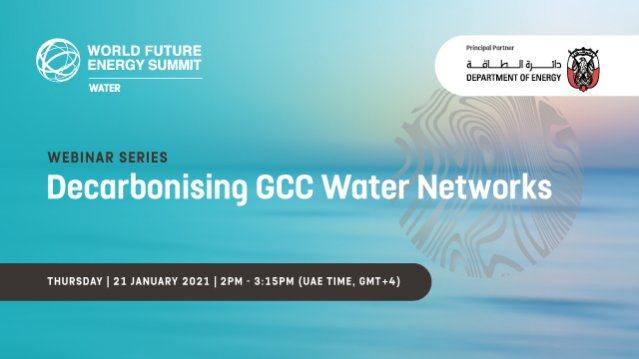 Decarbonising GCC Water Networks